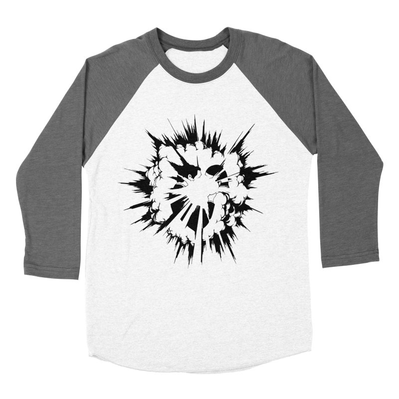 BigBang Men's Baseball Triblend T-Shirt by toniefer's Artist Shop