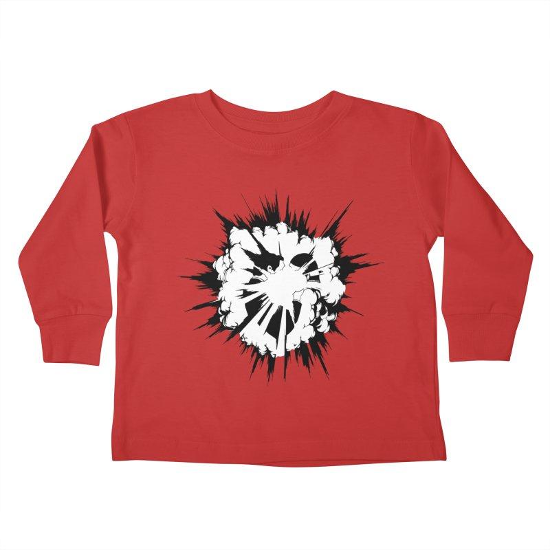 BigBang Kids Toddler Longsleeve T-Shirt by toniefer's Artist Shop