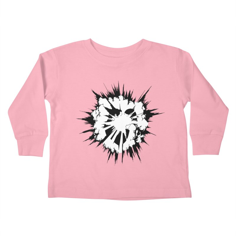 BigBang Kids Toddler Longsleeve T-Shirt by toniefer's Artist Shop