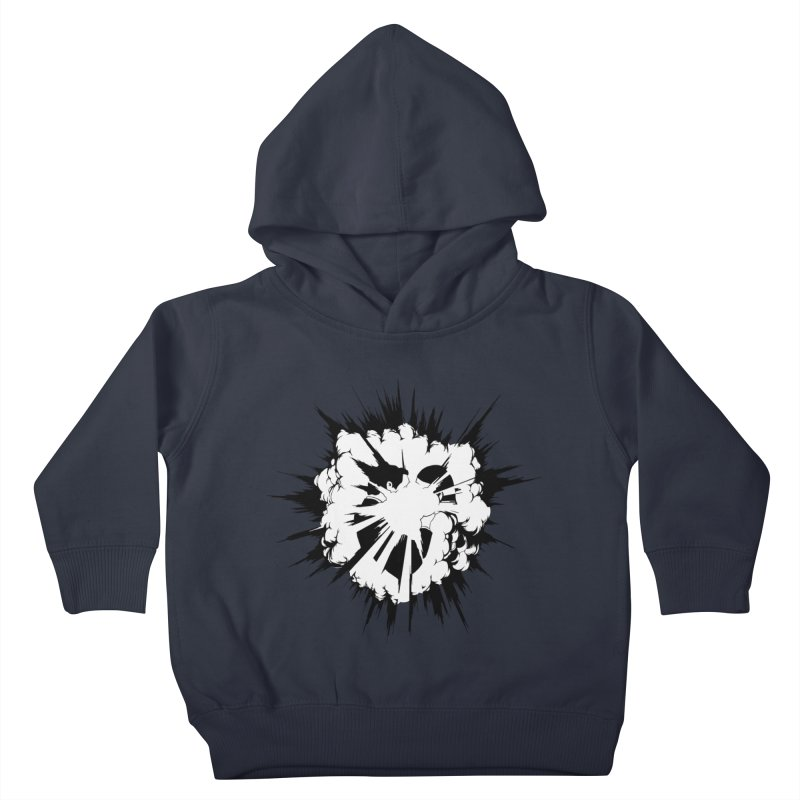 BigBang Kids Toddler Pullover Hoody by toniefer's Artist Shop
