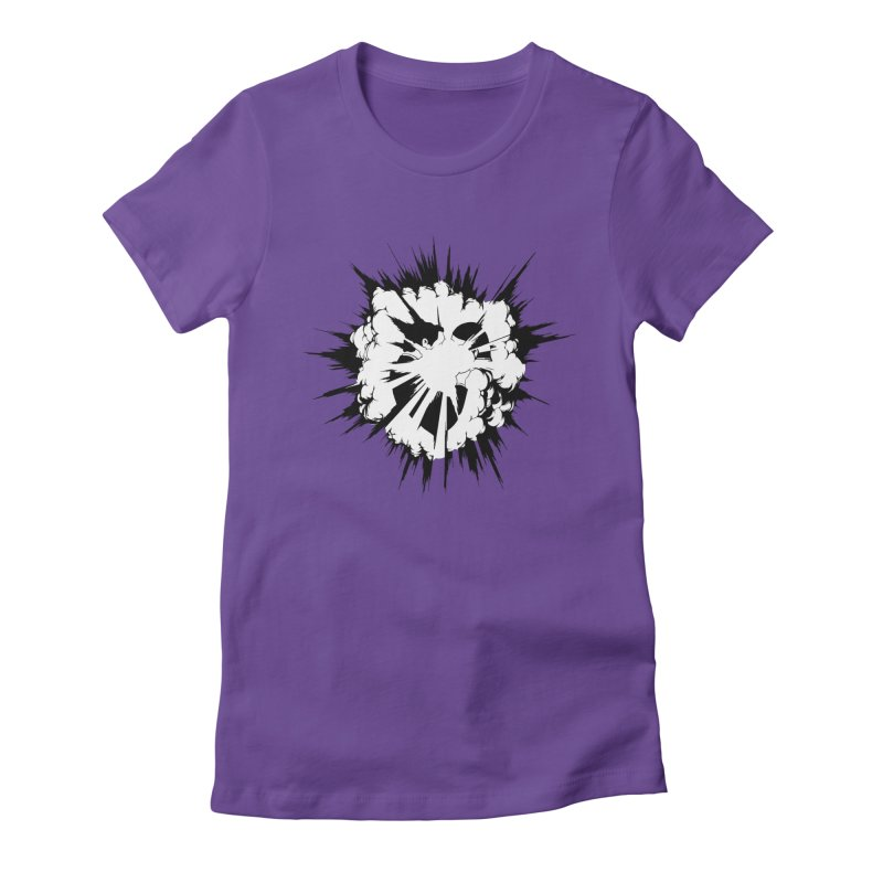 BigBang Women's Fitted T-Shirt by toniefer's Artist Shop