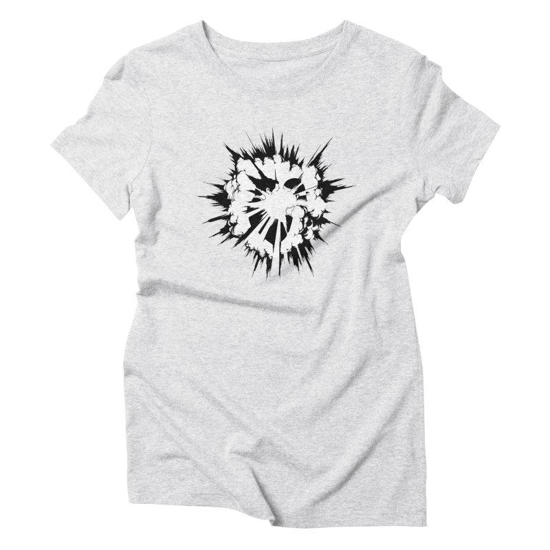 BigBang Women's Triblend T-Shirt by toniefer's Artist Shop