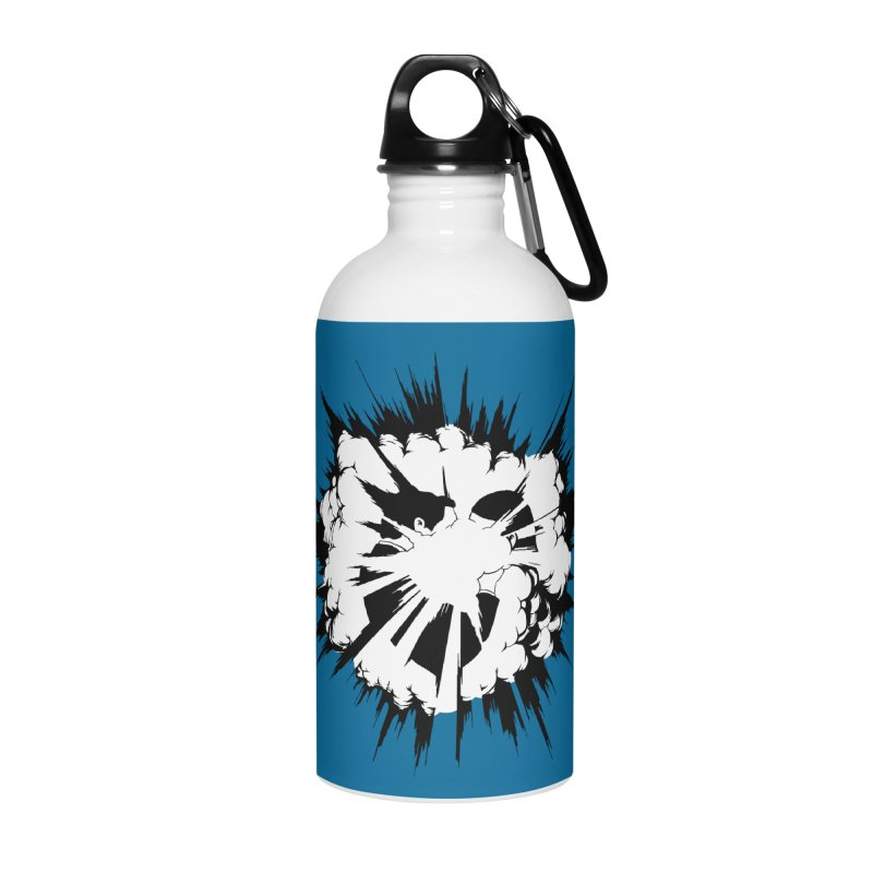 BigBang Accessories Water Bottle by toniefer's Artist Shop