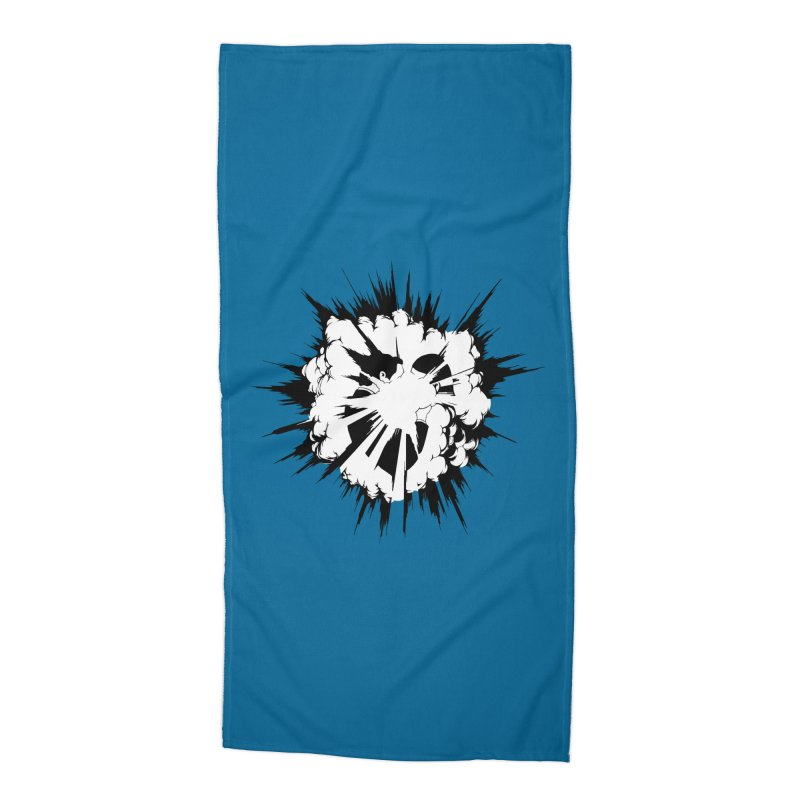 BigBang Accessories Beach Towel by toniefer's Artist Shop