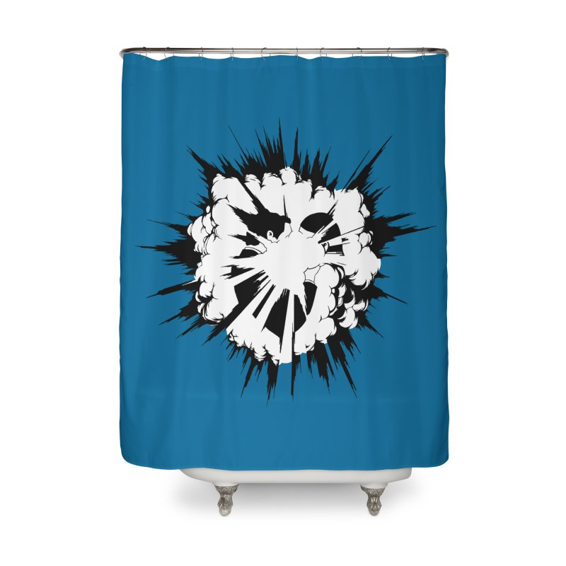 BigBang Home Shower Curtain by toniefer's Artist Shop