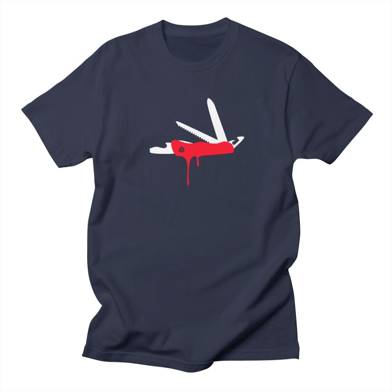 JackKnife Men's T-Shirt by toniefer's Artist Shop