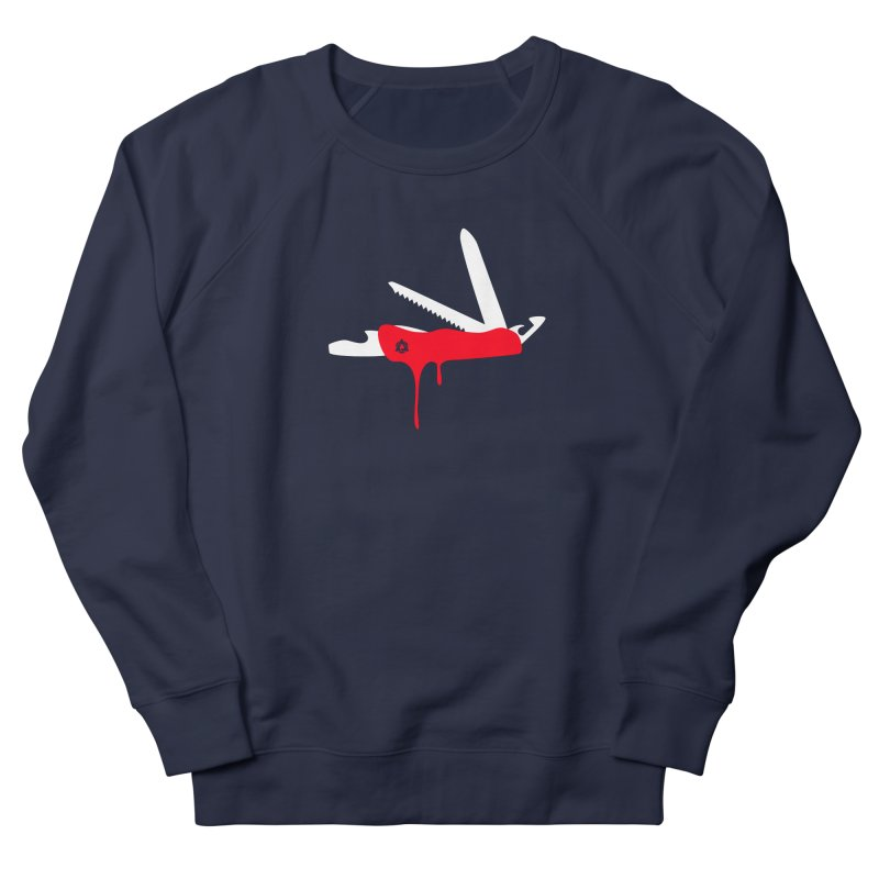 JackKnife Women's Sweatshirt by toniefer's Artist Shop