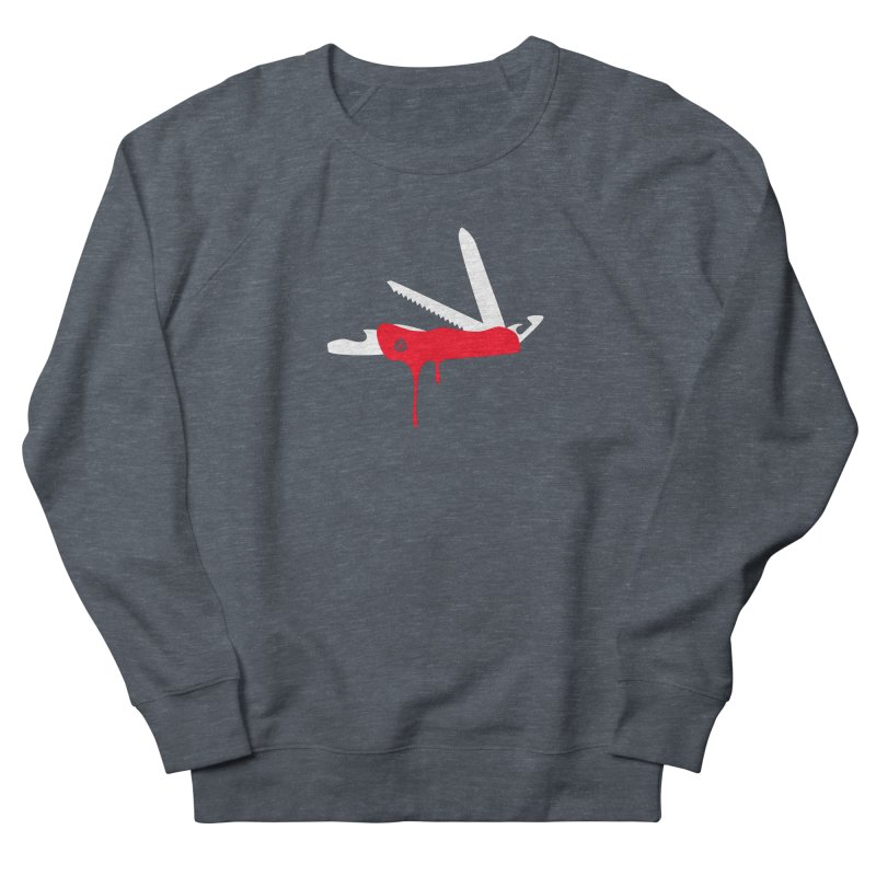 JackKnife Men's Sweatshirt by toniefer's Artist Shop
