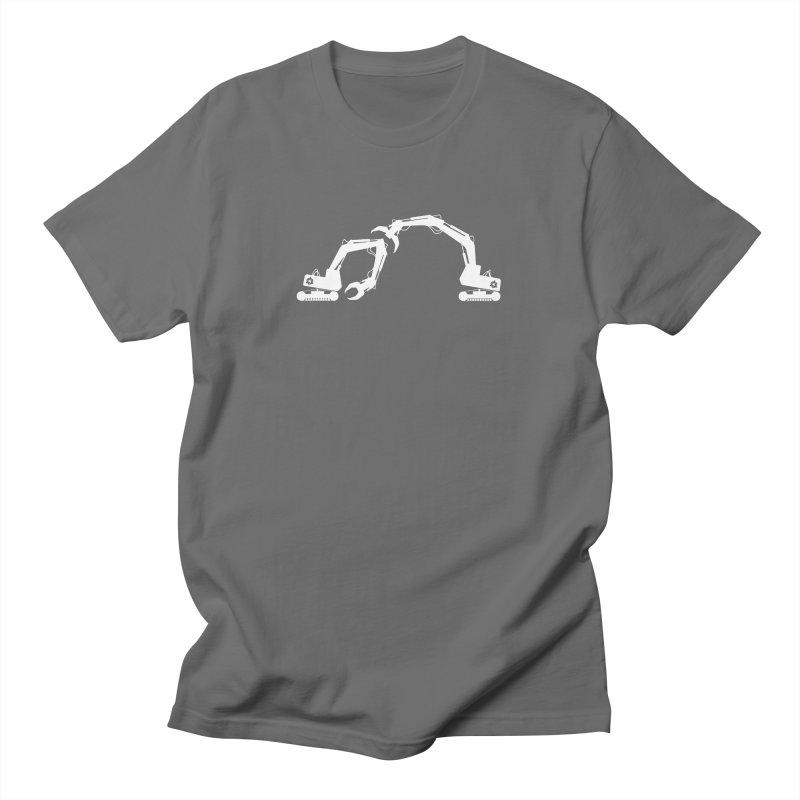 Diggers Men's T-Shirt by toniefer's Artist Shop