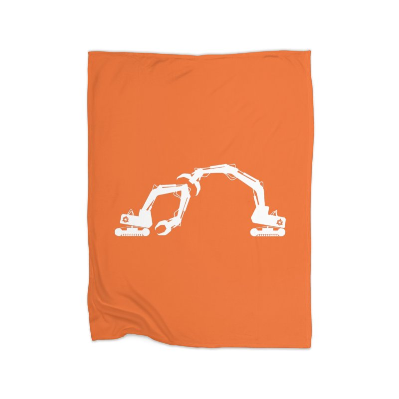 Diggers Home Blanket by toniefer's Artist Shop