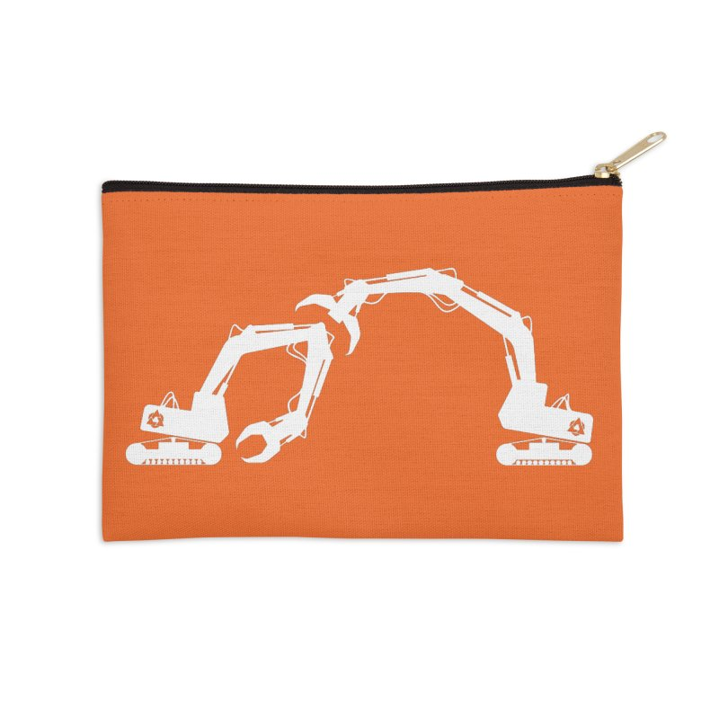 Diggers Accessories Zip Pouch by toniefer's Artist Shop