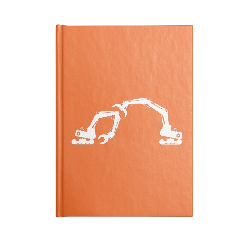Diggers Accessories Notebook by toniefer's Artist Shop