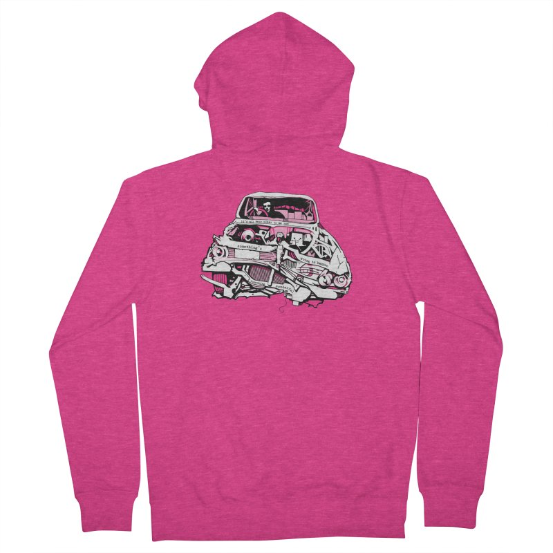 somethingwonderful Women's Zip-Up Hoody by toniefer's Artist Shop