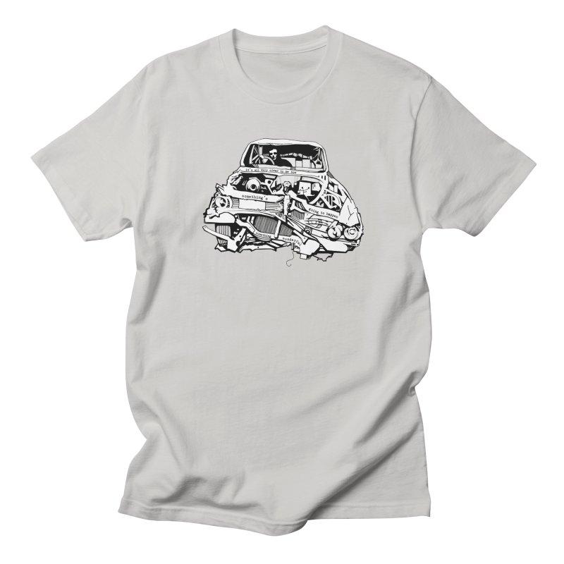 somethingwonderful Men's T-Shirt by toniefer's Artist Shop