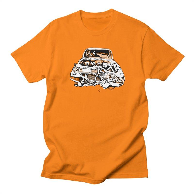 somethingwonderful Men's Regular T-Shirt by toniefer's Artist Shop