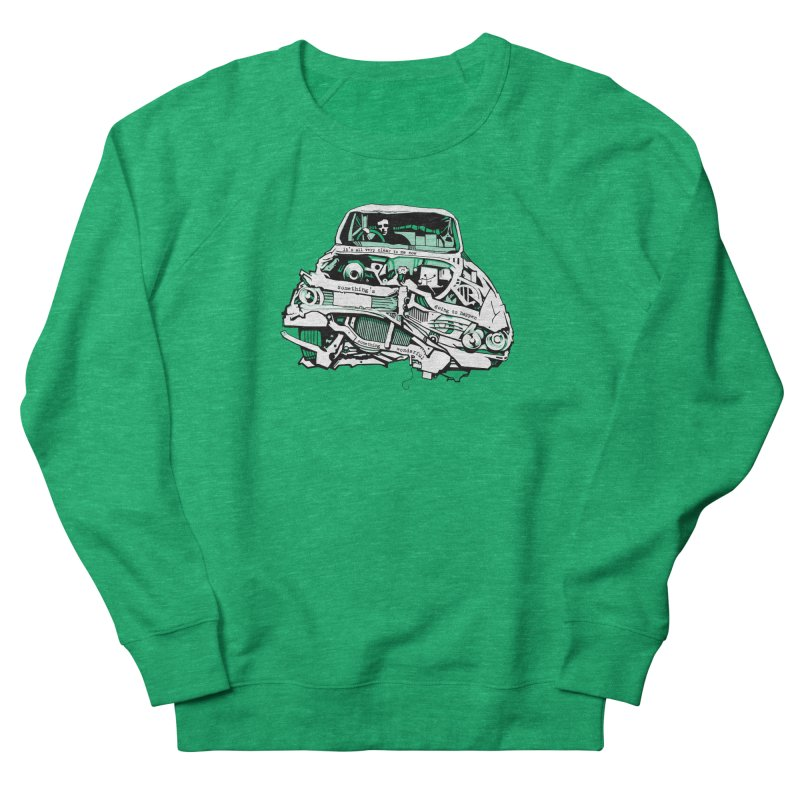 somethingwonderful Men's Sweatshirt by toniefer's Artist Shop
