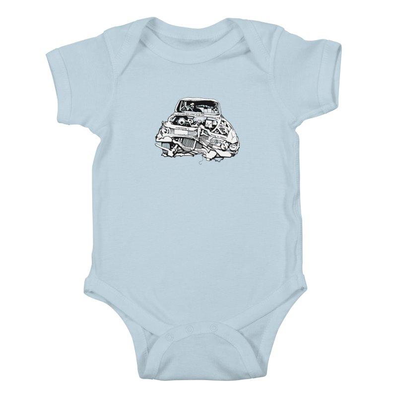 somethingwonderful Kids Baby Bodysuit by toniefer's Artist Shop