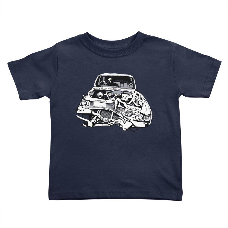 somethingwonderful Kids Toddler T-Shirt by toniefer's Artist Shop