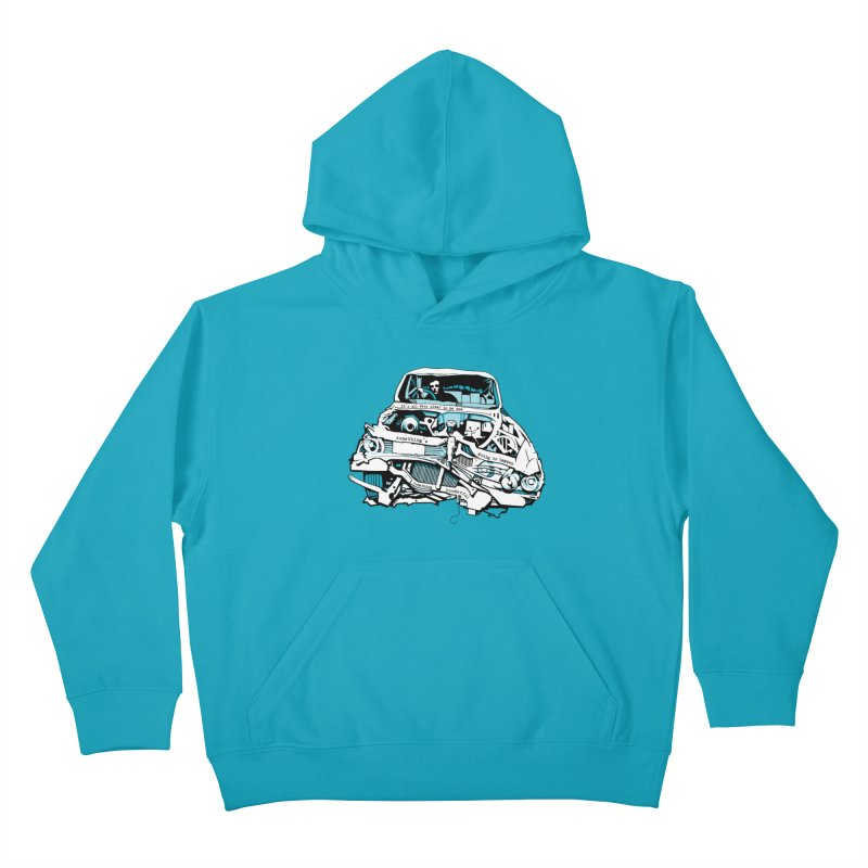 somethingwonderful Kids Pullover Hoody by toniefer's Artist Shop
