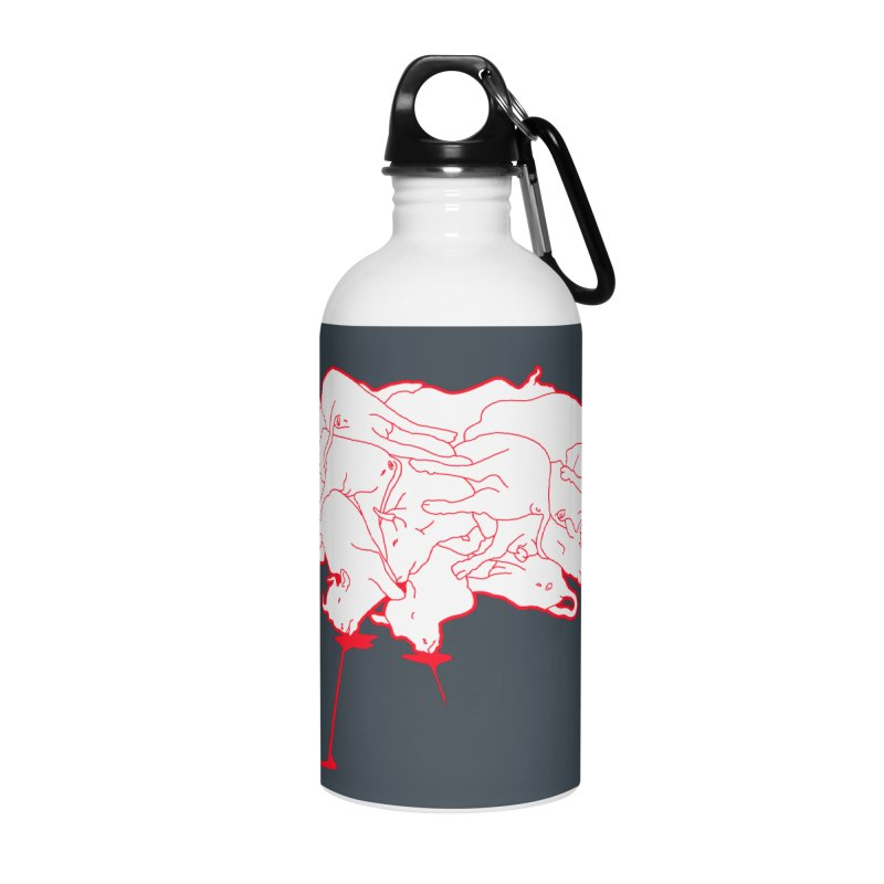 Extragenetica Accessories Water Bottle by toniefer's Artist Shop