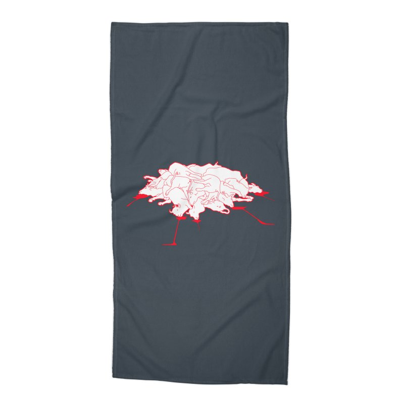 Extragenetica Accessories Beach Towel by toniefer's Artist Shop