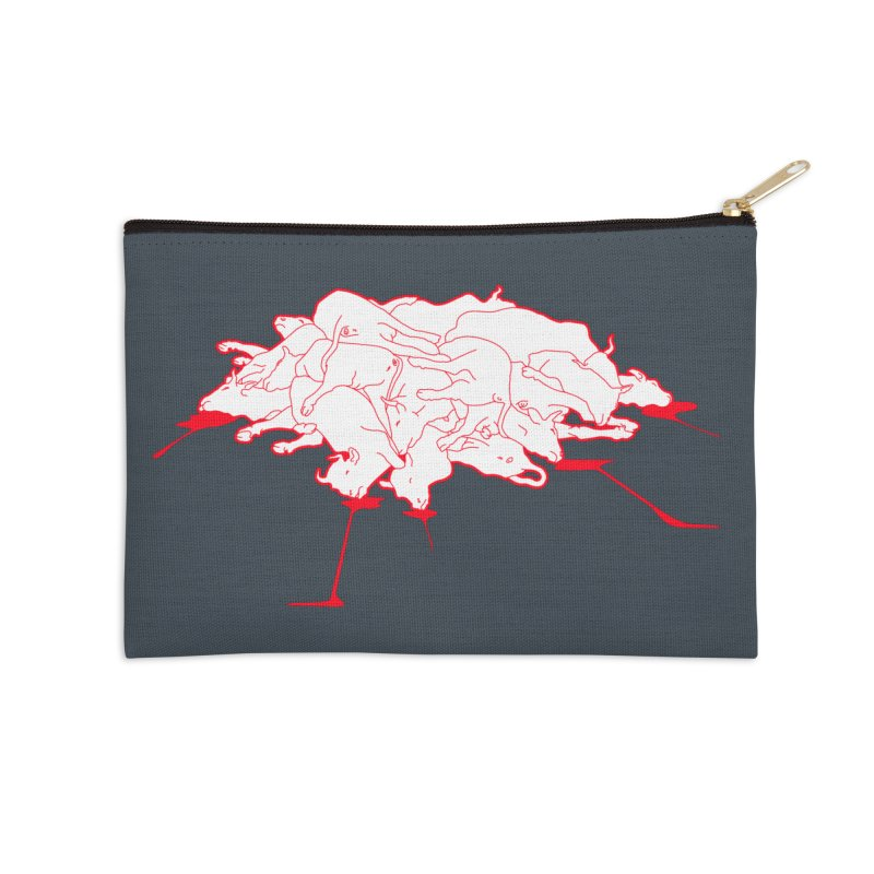 Extragenetica Accessories Zip Pouch by toniefer's Artist Shop