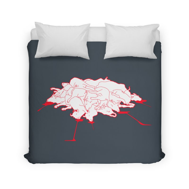 Extragenetica Home Duvet by toniefer's Artist Shop
