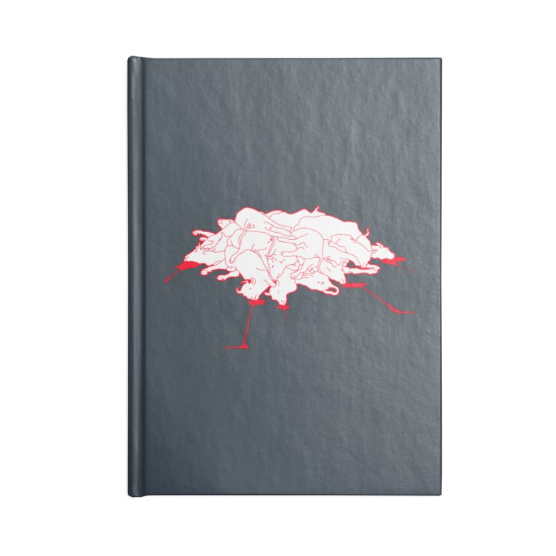 Extragenetica Accessories Notebook by toniefer's Artist Shop
