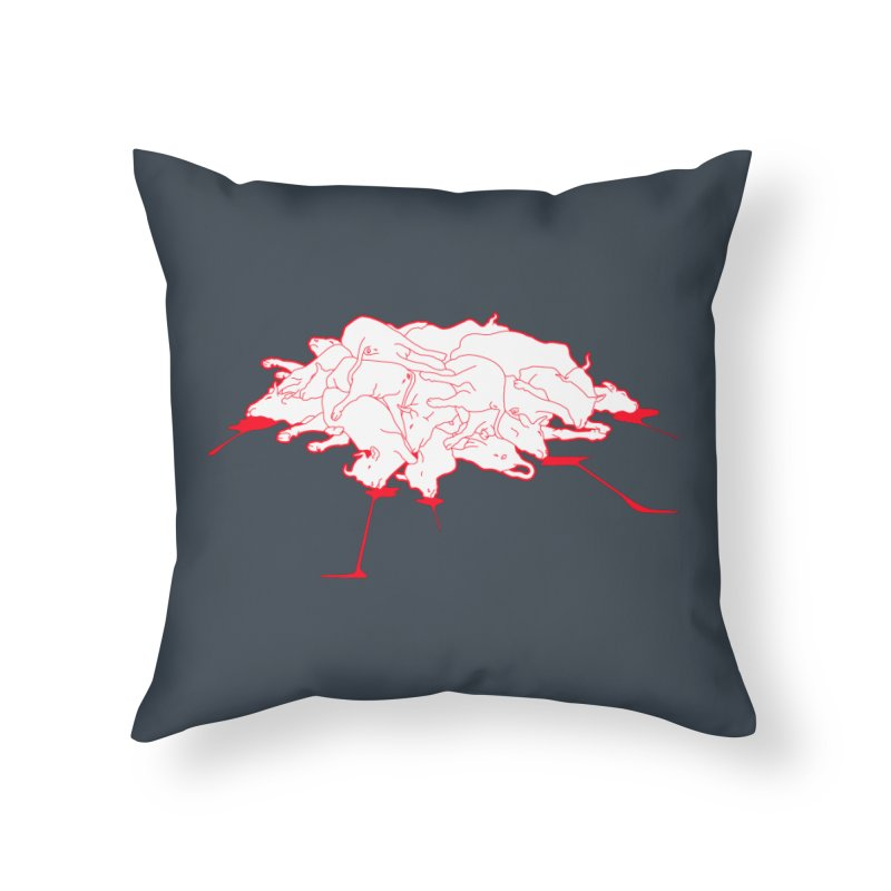 Extragenetica Home Throw Pillow by toniefer's Artist Shop