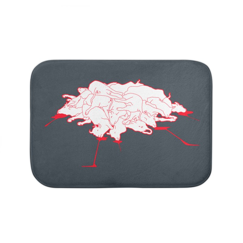 Extragenetica Home Bath Mat by toniefer's Artist Shop