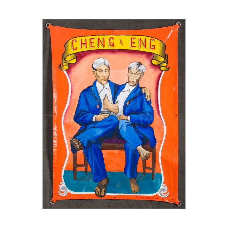 Cheng & Eng by tonilee's Artist Shop