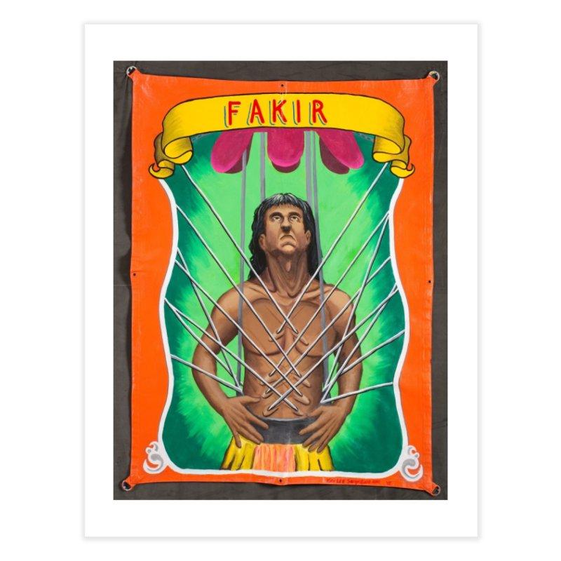 Fakir Home Fine Art Print by tonilee's Artist Shop