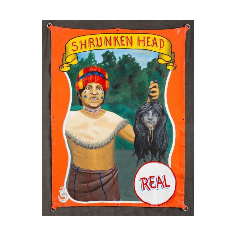 Real Human Shrunken Head by tonilee's Artist Shop