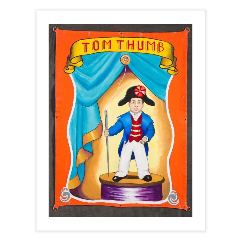 Tom Thumb Home Fine Art Print by tonilee's Artist Shop