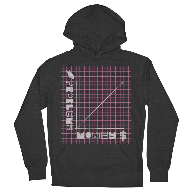 Biggie Was Right - Texture Version Men's French Terry Pullover Hoody by tonteau's Artist Shop