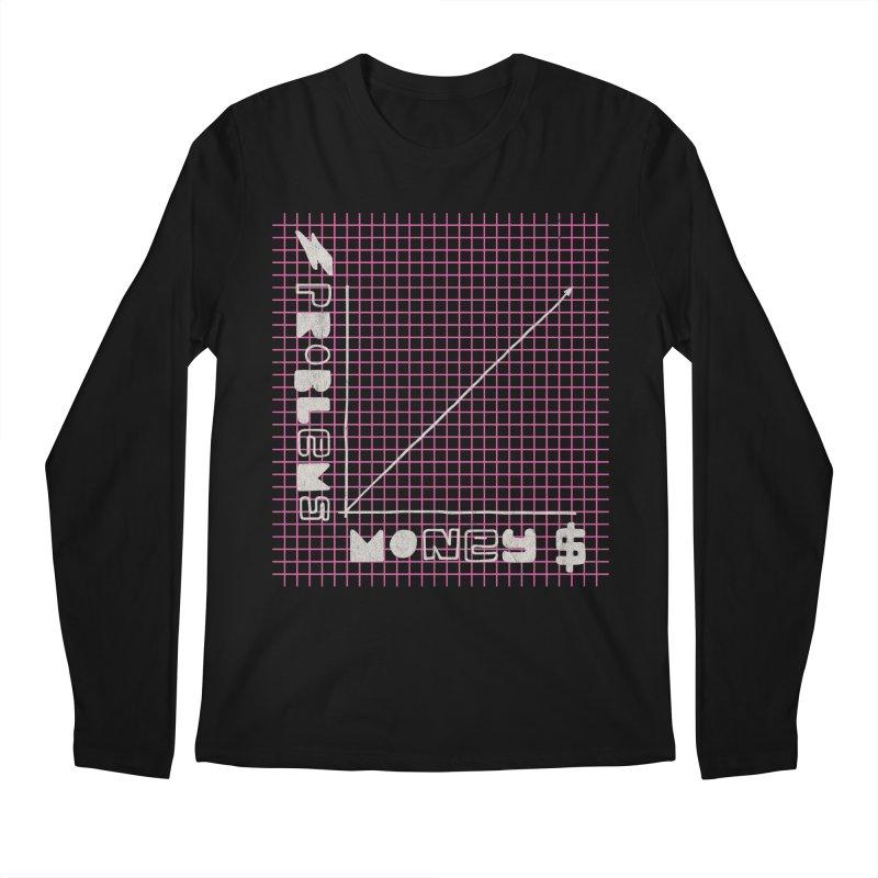 Biggie Was Right - Texture Version Men's Longsleeve T-Shirt by tonteau's Artist Shop