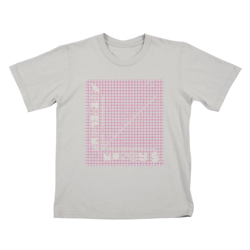 Biggie Was Right - Texture Version Kids T-Shirt by tonteau's Artist Shop
