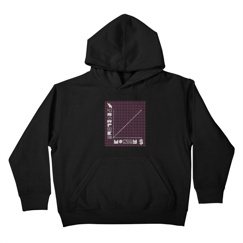 Biggie Was Right - Texture Version Kids Pullover Hoody by tonteau's Artist Shop