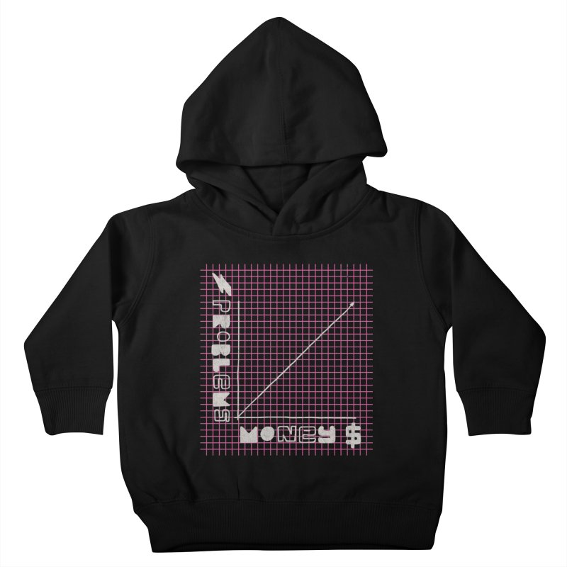 Biggie Was Right - Texture Version Kids Toddler Pullover Hoody by tonteau's Artist Shop