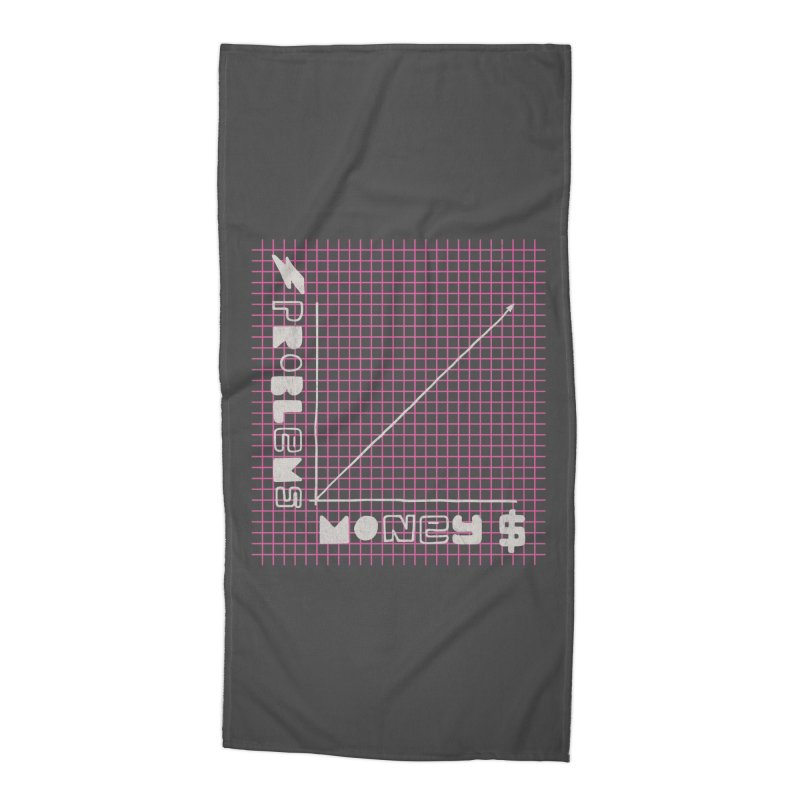 Biggie Was Right - Texture Version Accessories Beach Towel by tonteau's Artist Shop