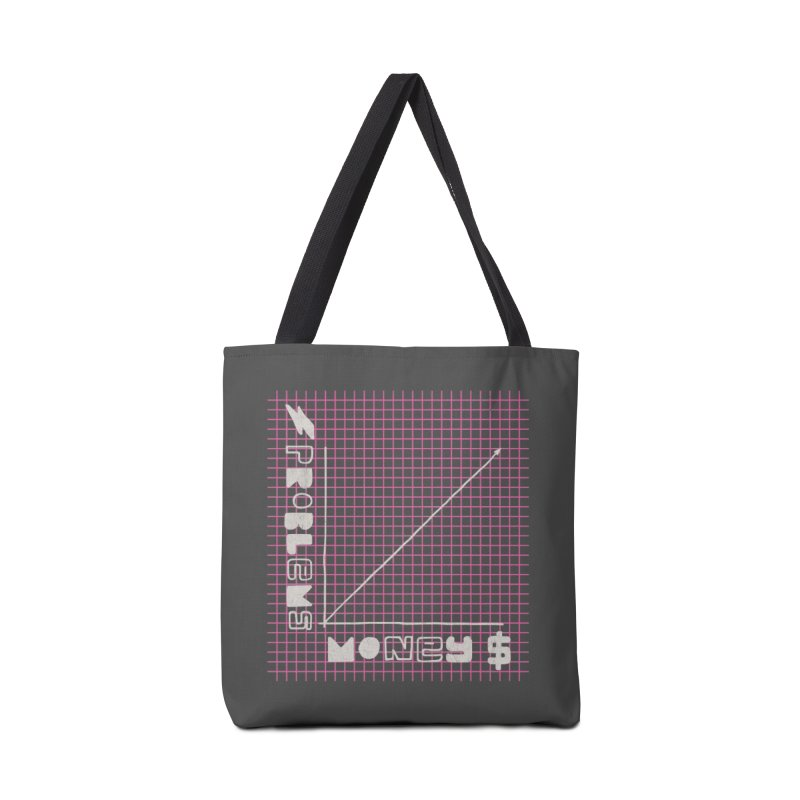 Biggie Was Right - Texture Version Accessories Bag by tonteau's Artist Shop