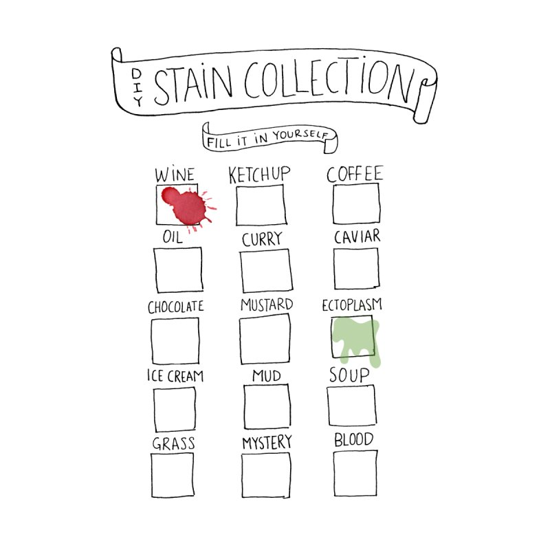 Stain Collection by tonteau's Artist Shop