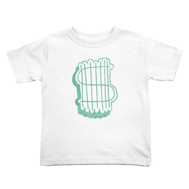 Megabux Kids Toddler T-Shirt by tonteau's Artist Shop