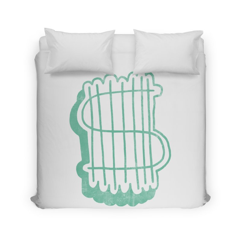 Megabux Home Duvet by tonteau's Artist Shop
