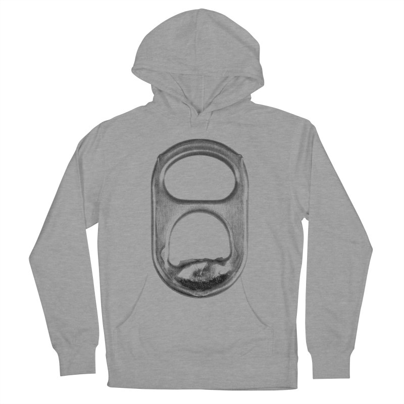 Ring Pull Men's Pullover Hoody by tonteau's Artist Shop