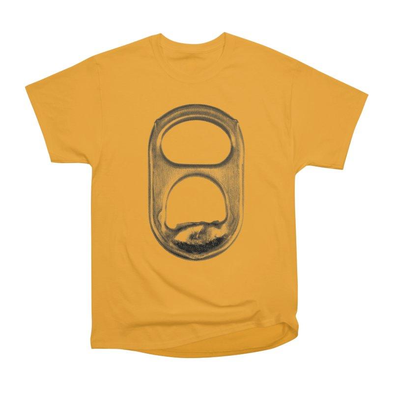 Ring Pull Women's Heavyweight Unisex T-Shirt by tonteau's Artist Shop
