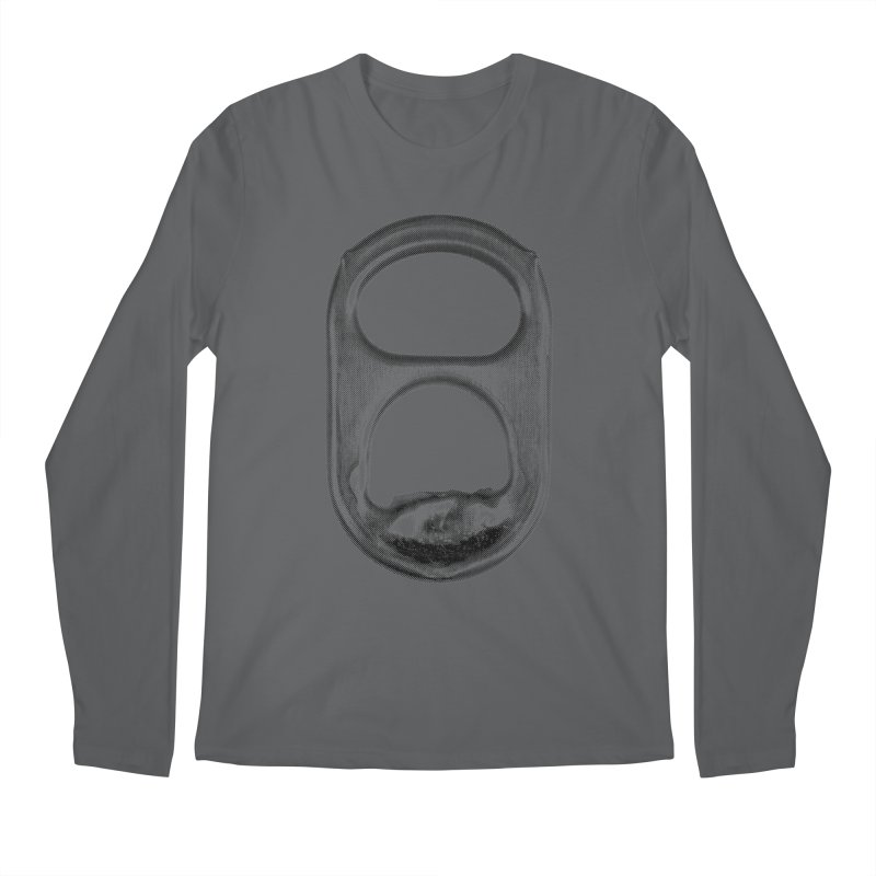 Ring Pull Men's Longsleeve T-Shirt by tonteau's Artist Shop