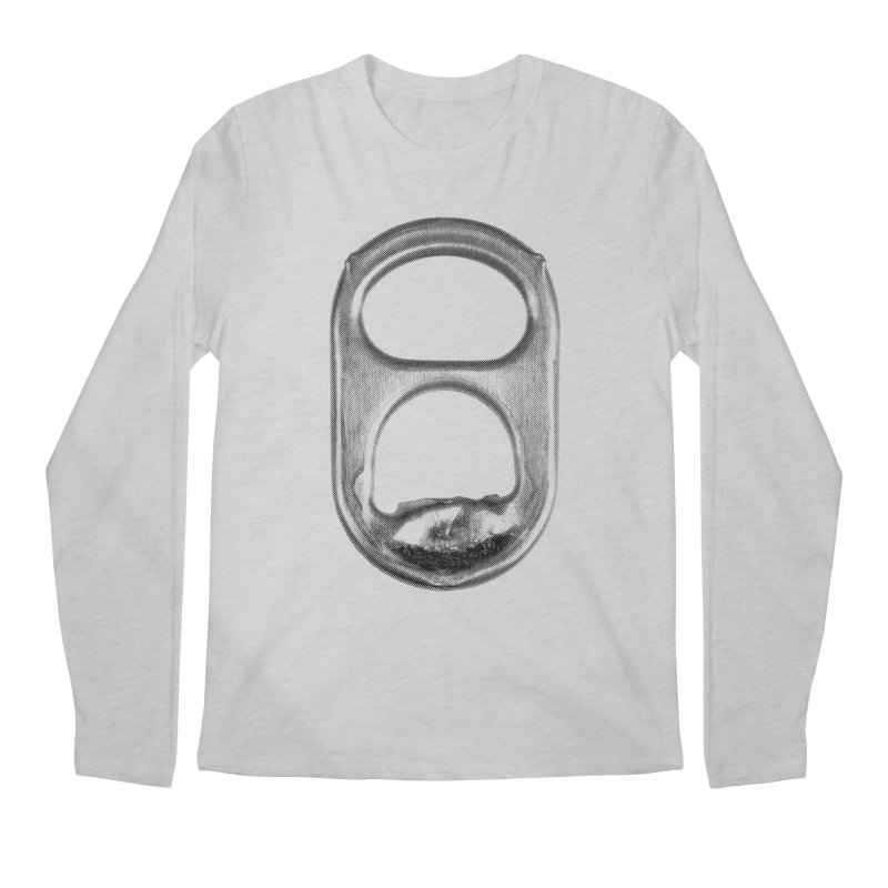 Ring Pull Men's Regular Longsleeve T-Shirt by tonteau's Artist Shop
