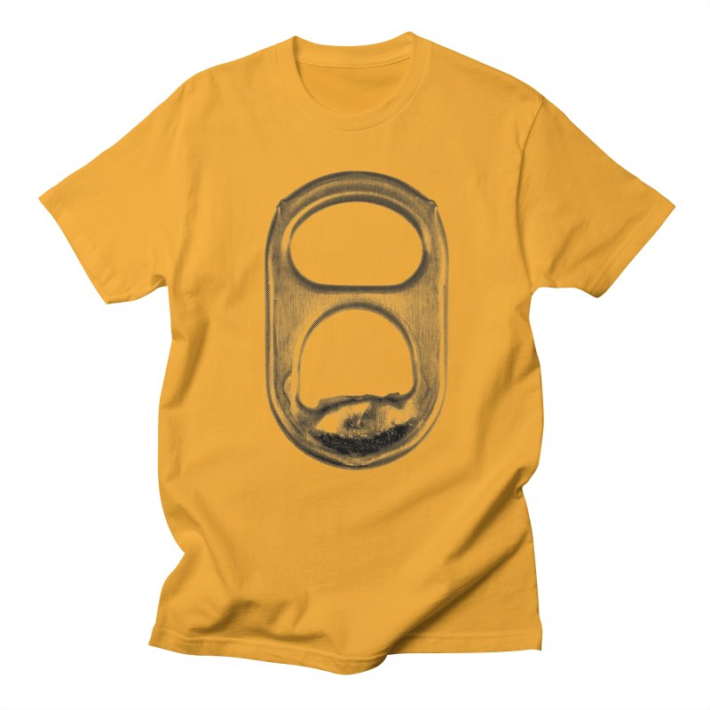 Ring Pull Women's Regular Unisex T-Shirt by tonteau's Artist Shop
