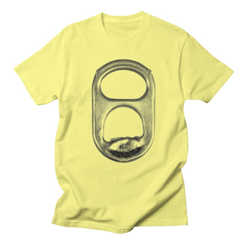 Ring Pull Women's Unisex T-Shirt by tonteau's Artist Shop